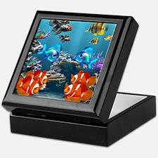Aquarium Keepsake Box
