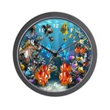 Aquarium fish Basic Clocks