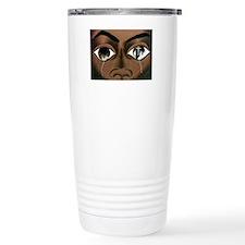Tears of a Black Man Travel Mug