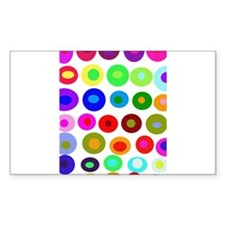 Dots and Circles Decal