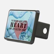 Nurses hearthealthcare Hitch Cover