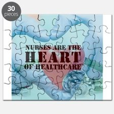 Nurses hearthealthcare Puzzle