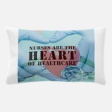 Nurses hearthealthcare Pillow Case