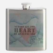 Nurses hearthealthcare Flask