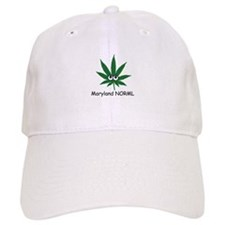 Happy Leaf Md Norml Baseball Cap