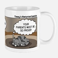 Timmys Question Mug