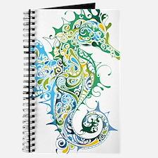 Paisley Seahorse Journal