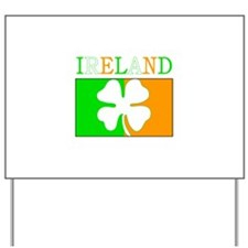 IRELAND Yard Sign