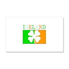 IRELAND Car Magnet 20 x 12
