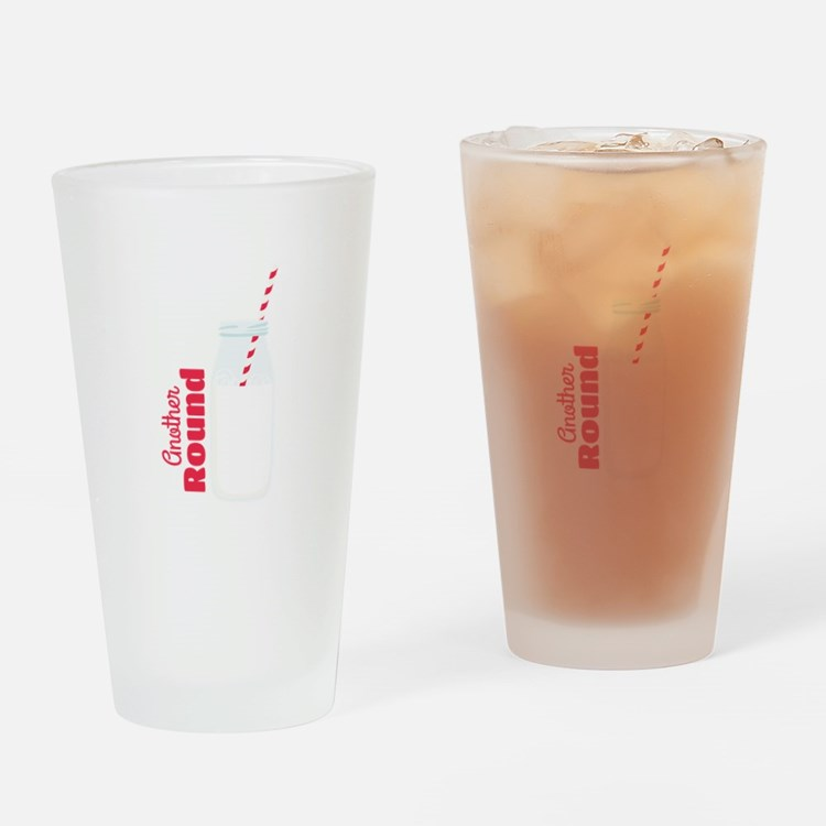 another Round Drinking Glass