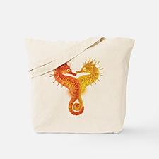 Seahorse Dance Tote Bag