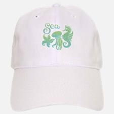 Under the Sea Baseball Baseball Baseball Cap