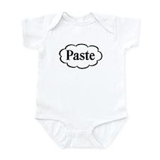 Paste Funny Twins Babies Bodysuit