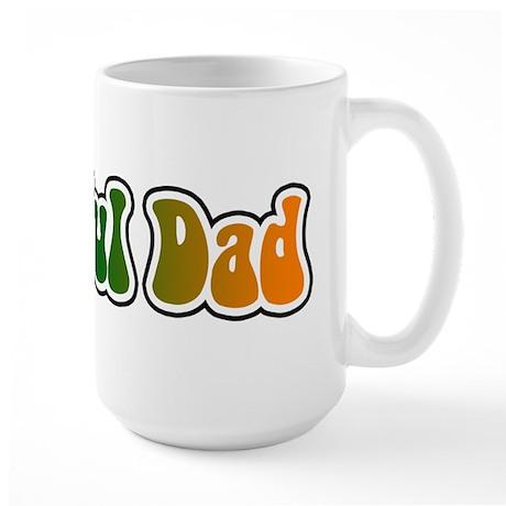 Grateful Dad Large Mug
