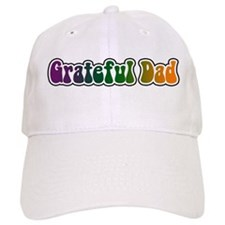 Grateful Dad Baseball Cap