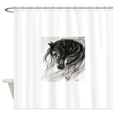 Mane Dance Shower Curtain