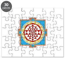 Shree Yantra Puzzle