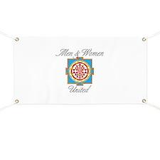 Men&Women United Banner