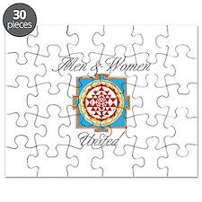 Men&Women United Puzzle