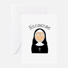 Nunsense Greeting Cards