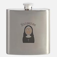 Nunsense Flask