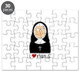 Nuns habit Puzzles