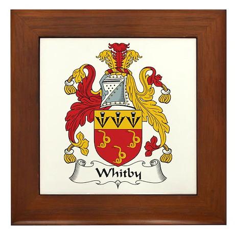 Whitby Framed Tile