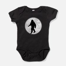 Bigfoot Moon Baby Bodysuit