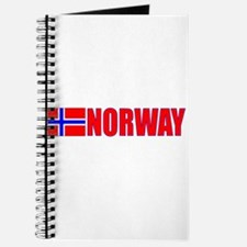Norway Flag II Journal