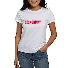 Norway Flag II Tee