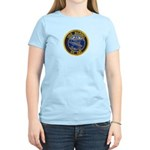 USS BARBEL Women's Light T-Shirt