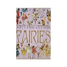 Fairies Rectangle Magnet Magnets