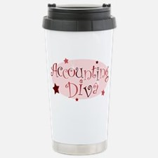 Unique Accounting Travel Mug