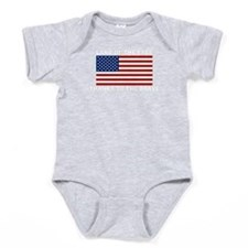 Land Of The Free Thanks To The Brave Baby Bodysuit