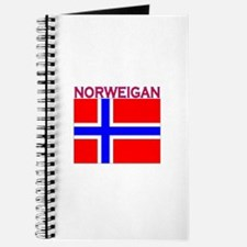 Norweigan Flag Journal