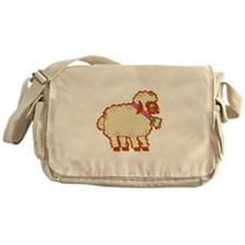 Little Lamb Messenger Bag