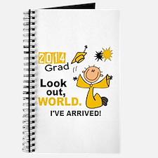 2014 Stick Grad 1.1 Gold Journal