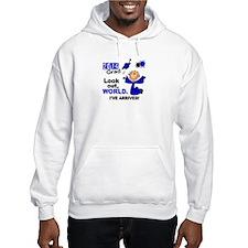 2014 Stick Grad 1.1 Blue Hoodie
