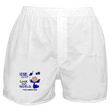 2014 Stick Grad 1.1 Blue Boxer Shorts