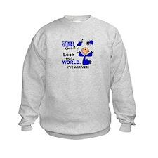 2014 Stick Grad 1.1 Blue Sweatshirt