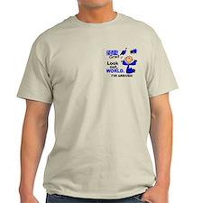 2014 Stick Grad 1.1 Blue T-Shirt