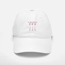 Custom Pink Tulips Art Deco Fashion Baseball Baseball Cap