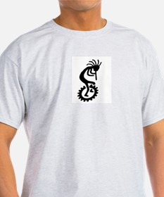 Cute Kokopelli bicycle T-Shirt