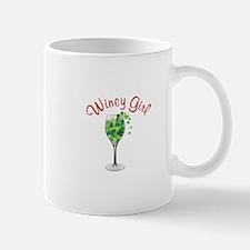 Winey Girl Mugs