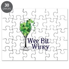 Wee Bit Winey Puzzle