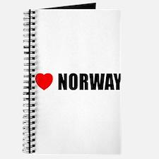 I Love Norway Journal