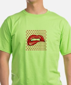 Pop Art Lips T-Shirt