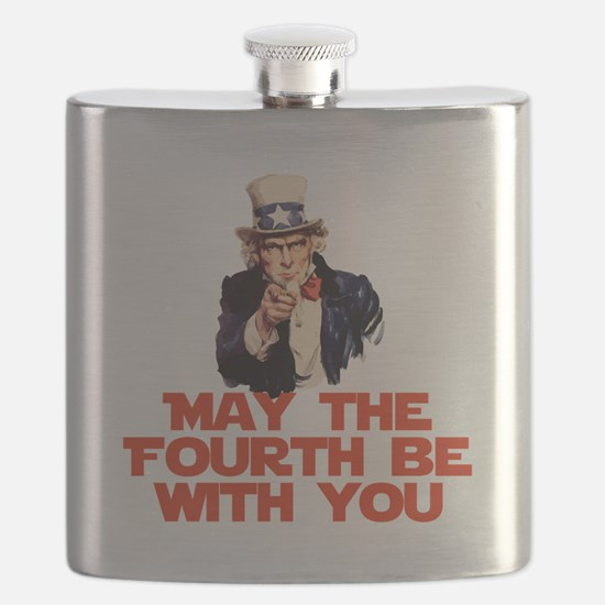 May The Fourth Be With You Flask