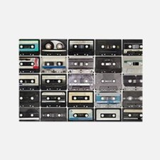 Cassette Tapes Magnets