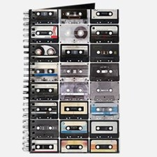 Cassette Tapes Journal